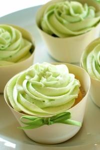 green-tea-cupcake